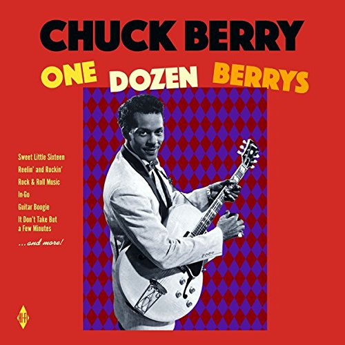 vinyl LP CHUCK BERRY One Dozen Berry