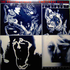 vinyl LP THE ROLLING STONES Emotional Rescue