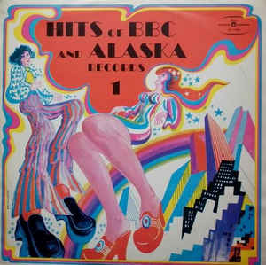 vinyl LP Hits Of BBC And Alaska Records 1 (various artists)
