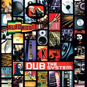 vinyl LP ALBOROSIE Dub the System