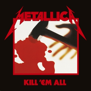 vinyl LP METALLICA Kill ´Em All