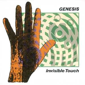 vinyl LP GENESIS Invisible Touch