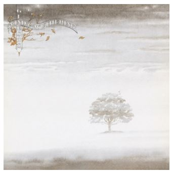 vinyl LP GENESIS Wind And Wuthering
