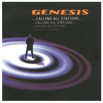 vinyl 2LP GENESIS Calling All Station