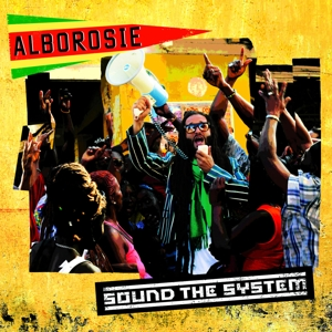 vinyl LP ALBOROSIE Sound The System
