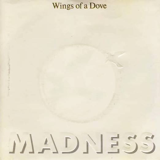 "7""SP MADNESS - Wings Of A Dowe"