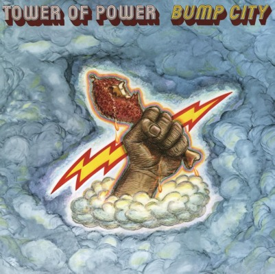 vinyl LP TOWER OF POWER Bump City
