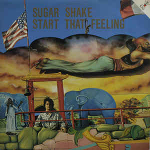 "vinyl 12"" maxi SP SUGAR SHAKE Start That Feeling"