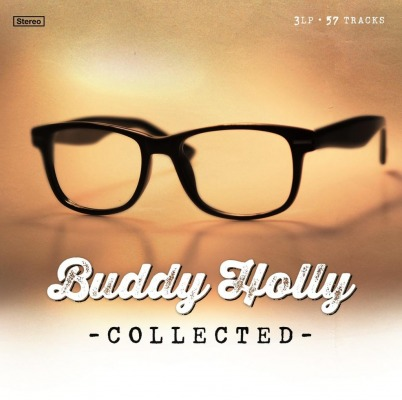 vinyl 3LP BUDDY HOLLY Collected