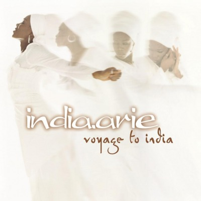 vinyl LP INDIA.ARIE Voyage To India