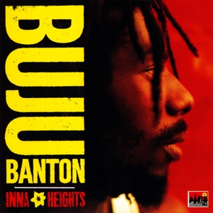 vinyl LP BUJU BANTON Inna Heights