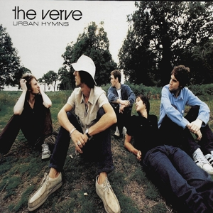 vinyl 2LP THE VERVE Urban Hymns