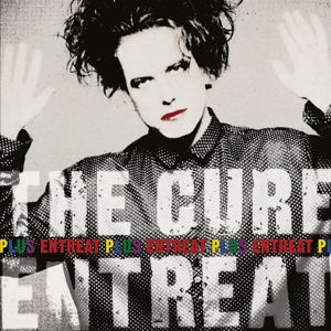 vinyl 2LP THE CURE Entreat Plus