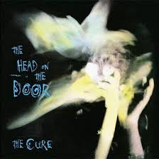 vinyl LP THE CURE Head On The Door