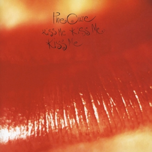 vinyl 2LP THE CURE Kiss Me, Kiss Me, Kiss Me