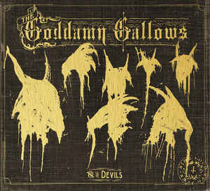vinyl 2LP GODDAMN GALLOWS 7 Devils