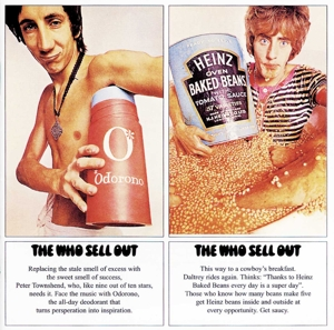 vinyl LP THE WHO Sell Out