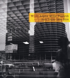 vinyl 4LP WILCO Alpha Mike Foxtrot (rare tracks 1994-2014)