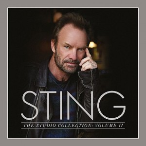 vinyl set 5LP STING Studio Collection II