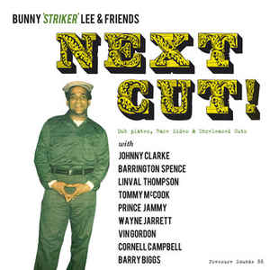vinyl 2LP BUNNY ´STRIKER ´ LEE & FRIENDS Next Cut!