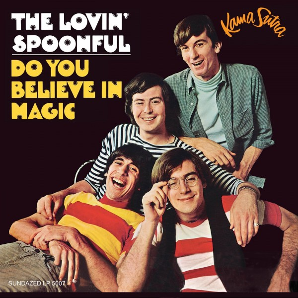 vinyl LP THE LOVIN´ SPOONFUL Do You Believe In Magic