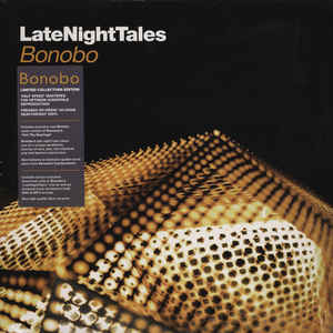 vinyl 2LP BONOBO Late Night Tales