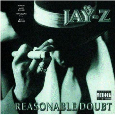 vinyl 2LP JAY-Z Reasonable Doubt