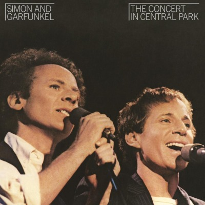 vinyl 2LP SIMON AND GARFUNKEL The Concert In Central Park