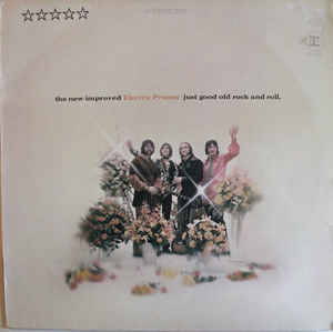 vinyl LP THE ELECTRIC PRUNES Just Good Old Rock And Roll