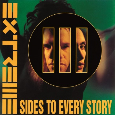vinyl 2LP EXTREME III Sides To Every Story