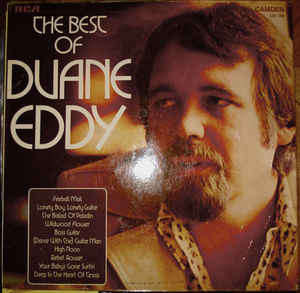 vinyl LP DUANE EDDY The Best Of Duane Eddy