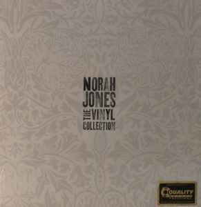 vinyl 5LP NORAH JONES Vinyl Collection
