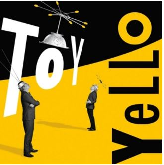 vinyl LP YELLO Toy
