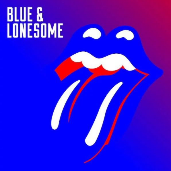 vinyl 2LP THE ROLLING STONES Blue & Lonesome