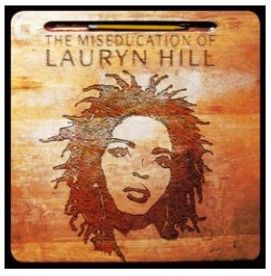 vinyl 2LP LAURYN HILL Miseducation of Lauryn Hill