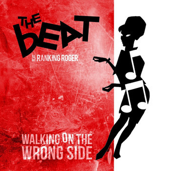 "vinyl 7""SP THE BEAT Walking On The Wrong Side"