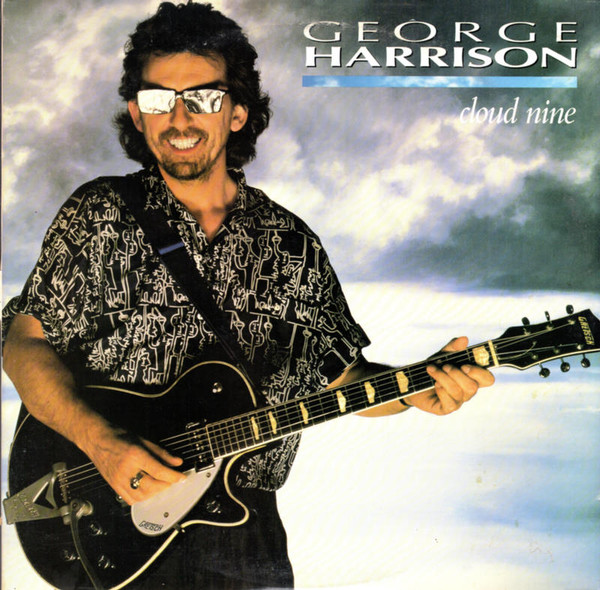 vinyl LP GEORGE HARRISON Cloud Nine