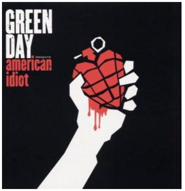 vinyl 2LP GREEN DAY American Idiot