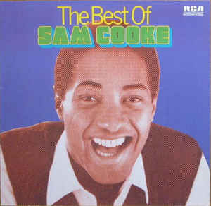 vinyl LP SAM COOKE The Best Of Sam Cooke