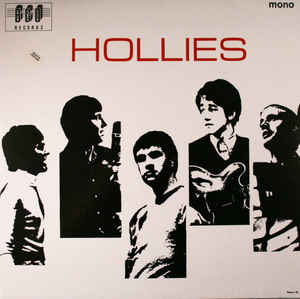 vinyl LP THE HOLLIES Hollies