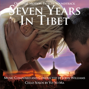 vinyl 2LP SEVEN YEARS IN TIBET (JOHN WILLIAMS soundtrack)