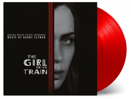 vinyl LP THE GIRL ON THE TRAIN (soundtrack)