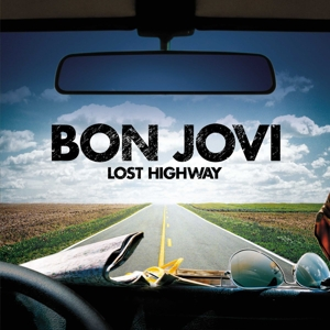 vinyl LP BON JOVI Lost Highway