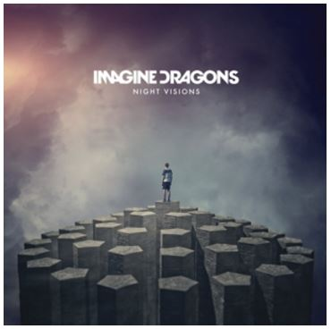 vinyl LP IMAGINE DRAGONS Night Visions