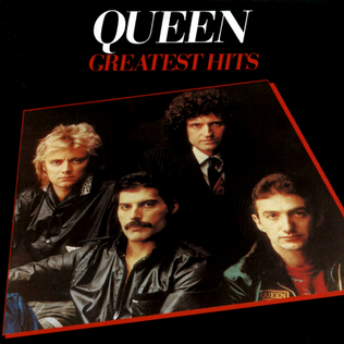vinyl 2LP QUEEN Greatest Hits I