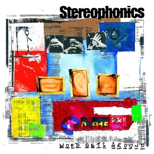 vinyl LP STEREOPHONICS WORD GETS AROUND