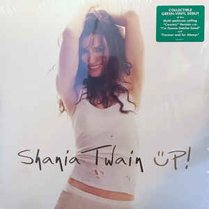 vinyl 2LP SHANIA TWAIN Up