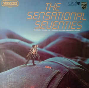 vinyl LP The Sensational Seventies (various artists)