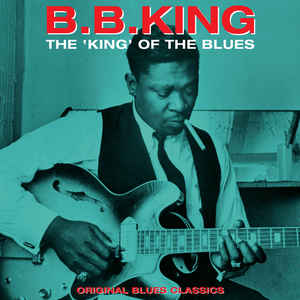 vinyl LP B.B.KING The King Of The Blues