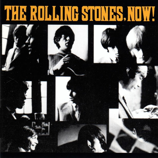 vinyl LP THE ROLLING STONES The Rolling Stones Now!